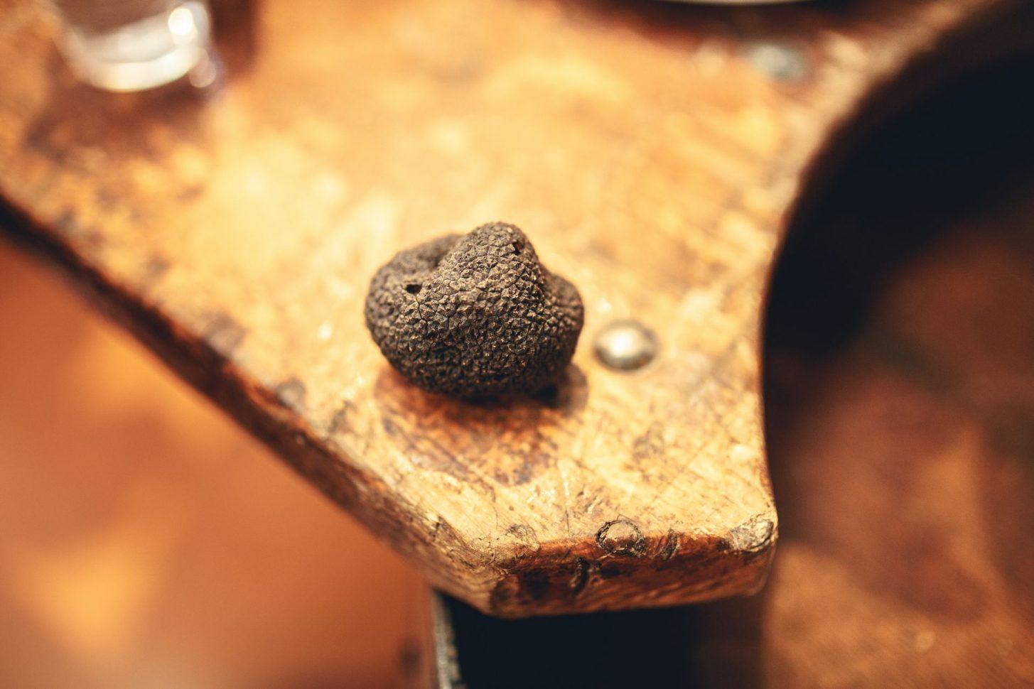 Marché de la truffe à Villeneuve-Minervois ©Vincent Photographie-ADT de l'Aude