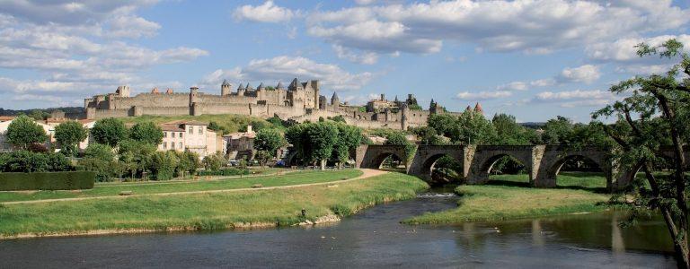 Carcassonne, Cité et pont vieux