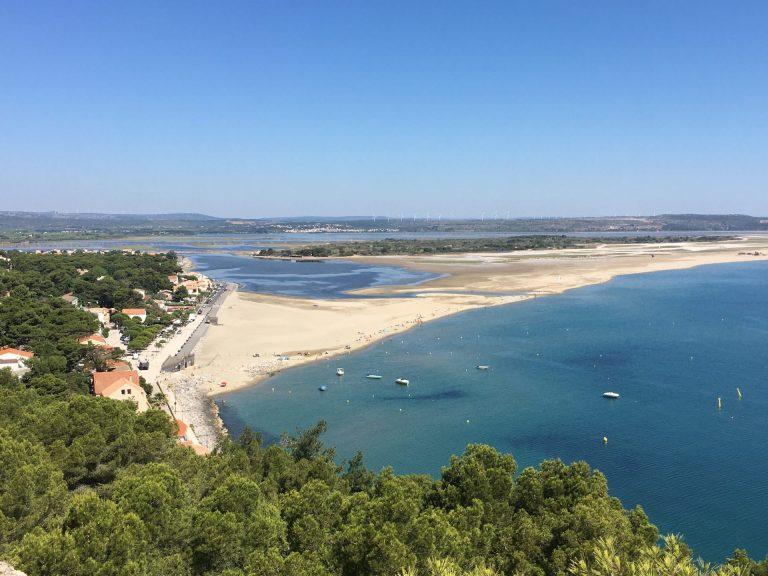 La franqui et sa plage à Leucate ©G. Fleury-Office de Tourisme de Leucate