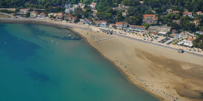 La plage de La Franqui©Office de Tourisme de Leucate