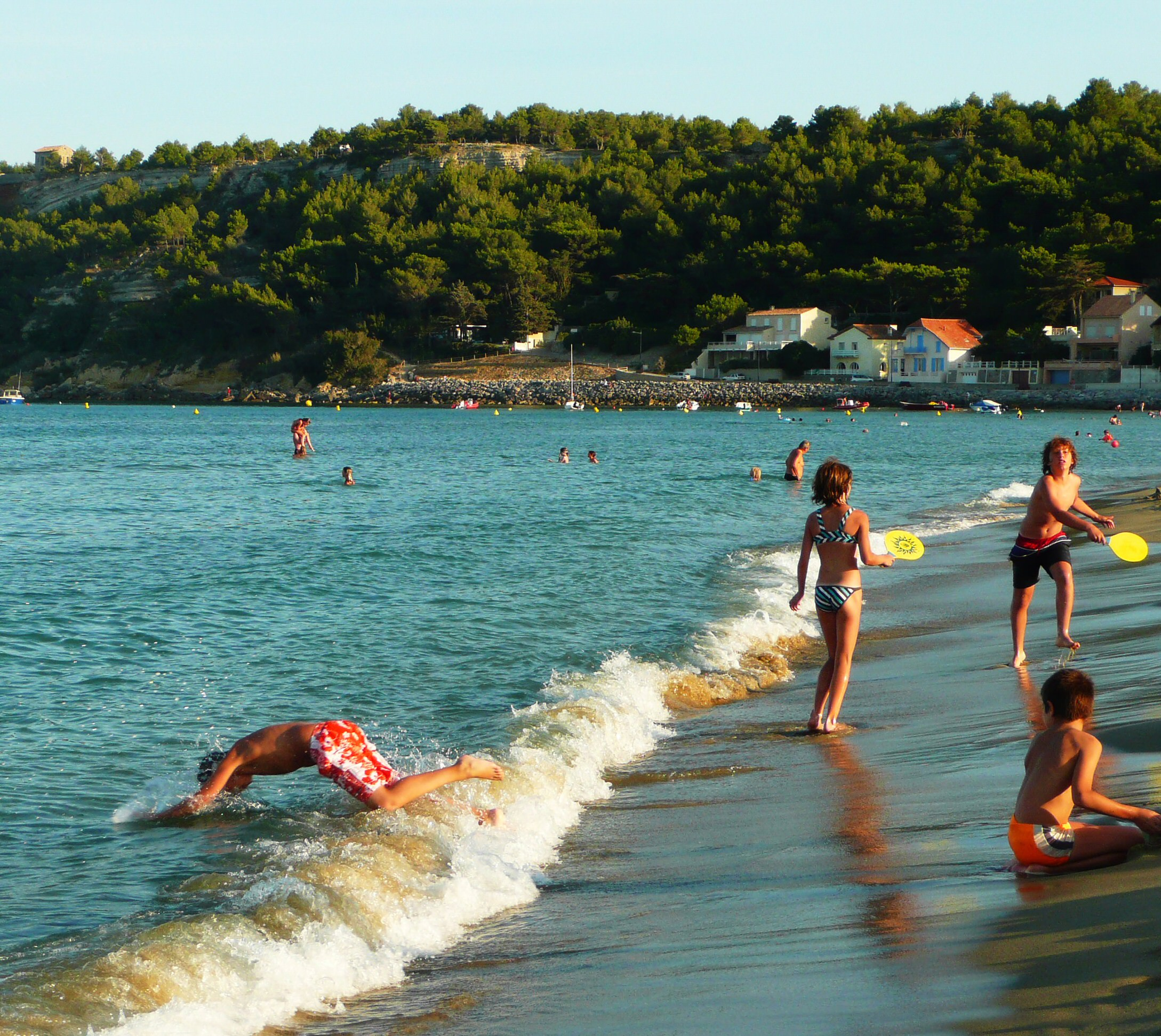 La franqui et sa plage à Leucate ©Céline Deschamps-ADT de l'Aude