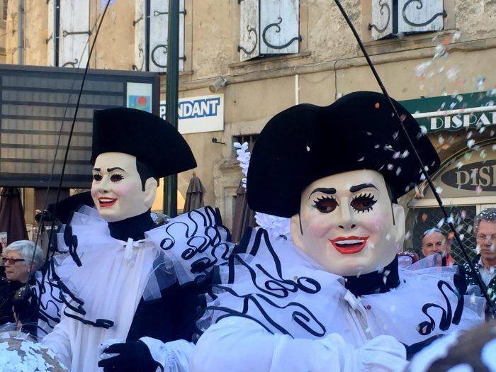 Carnaval de Limoux ©Annick Belondrade - ADT de l'Aude