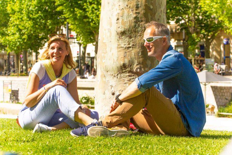 Séjour à Narbonne en couple ©Céline Deschamps-ADT de l'Aude