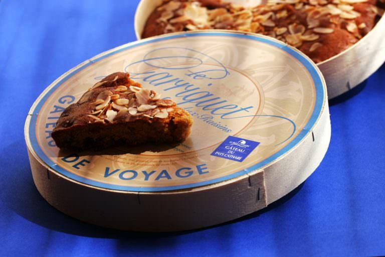 garriguet, gâteau du pays cathare