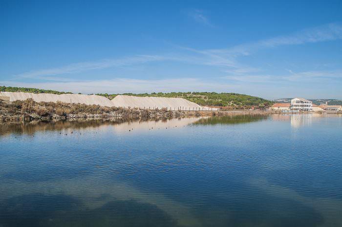 Visite du salin de l'île Saint Martin de Gruissan ©Edgar De Puy-ADT de l'Aude