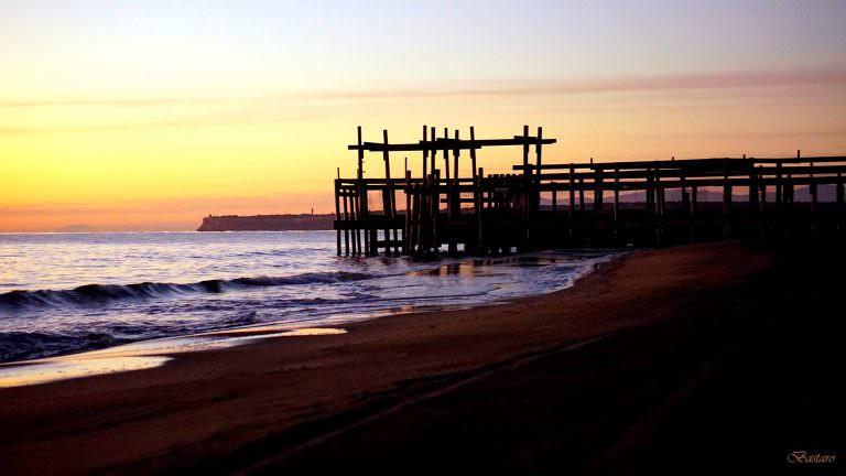 La plage du Rouet à La Palme ©R.bastaro-Office de Tourisme du Grand Narbonne