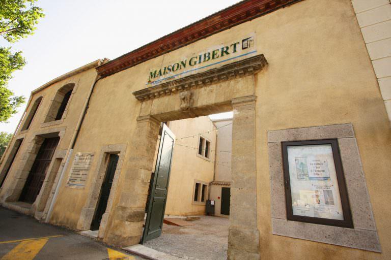Lézignan-Corbières, Maison Gibert. Crédit : C. Deschamps