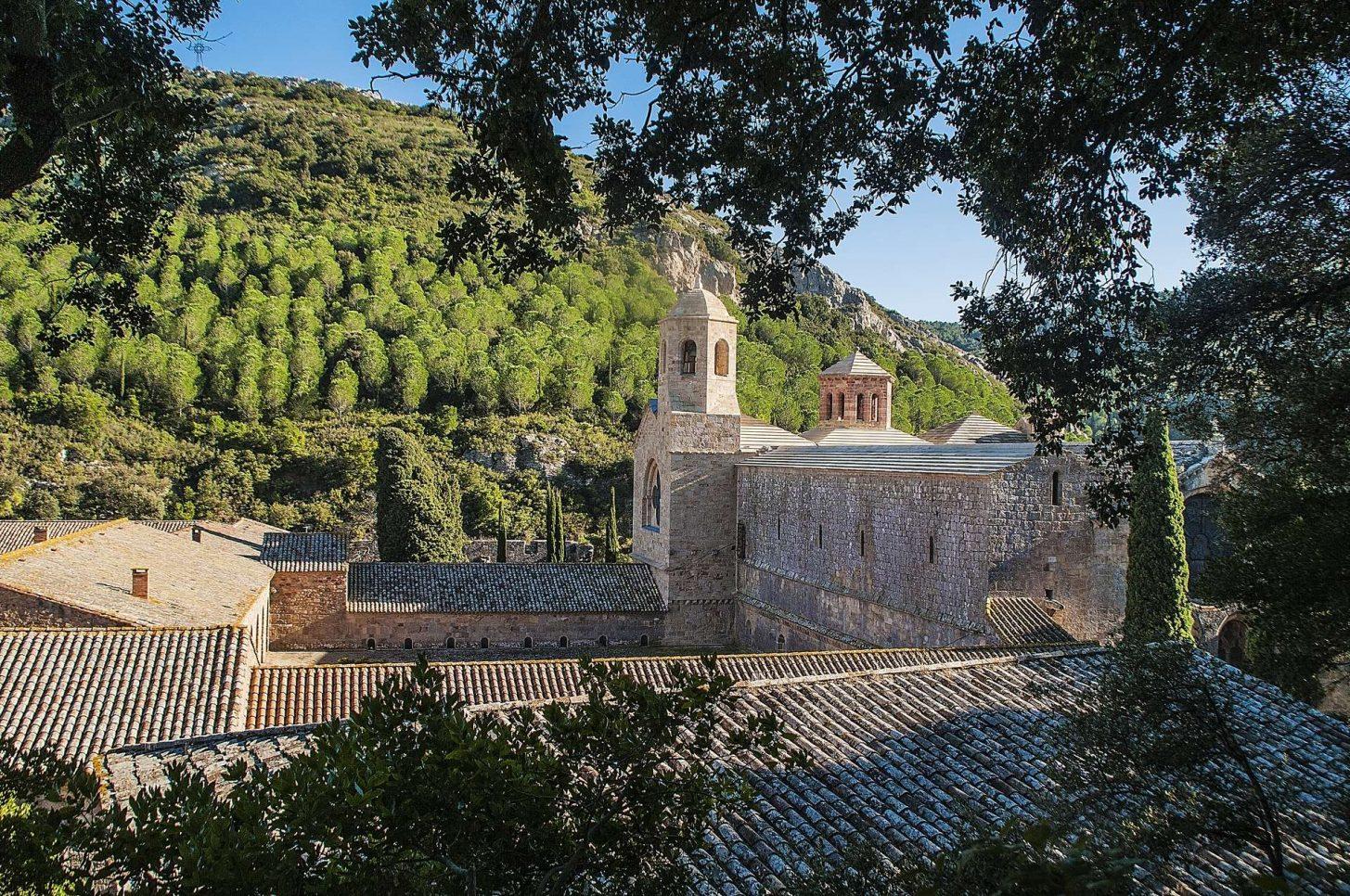 Visite de l'Abbaye de Fontfroide à Narbonne ©Edgard Depuy-ADT de l'Aude