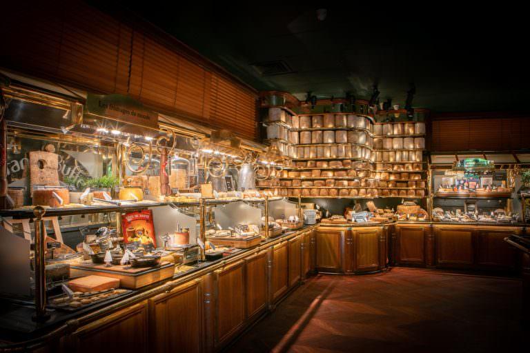 Narbonne les grands buffets, plateau de fromages