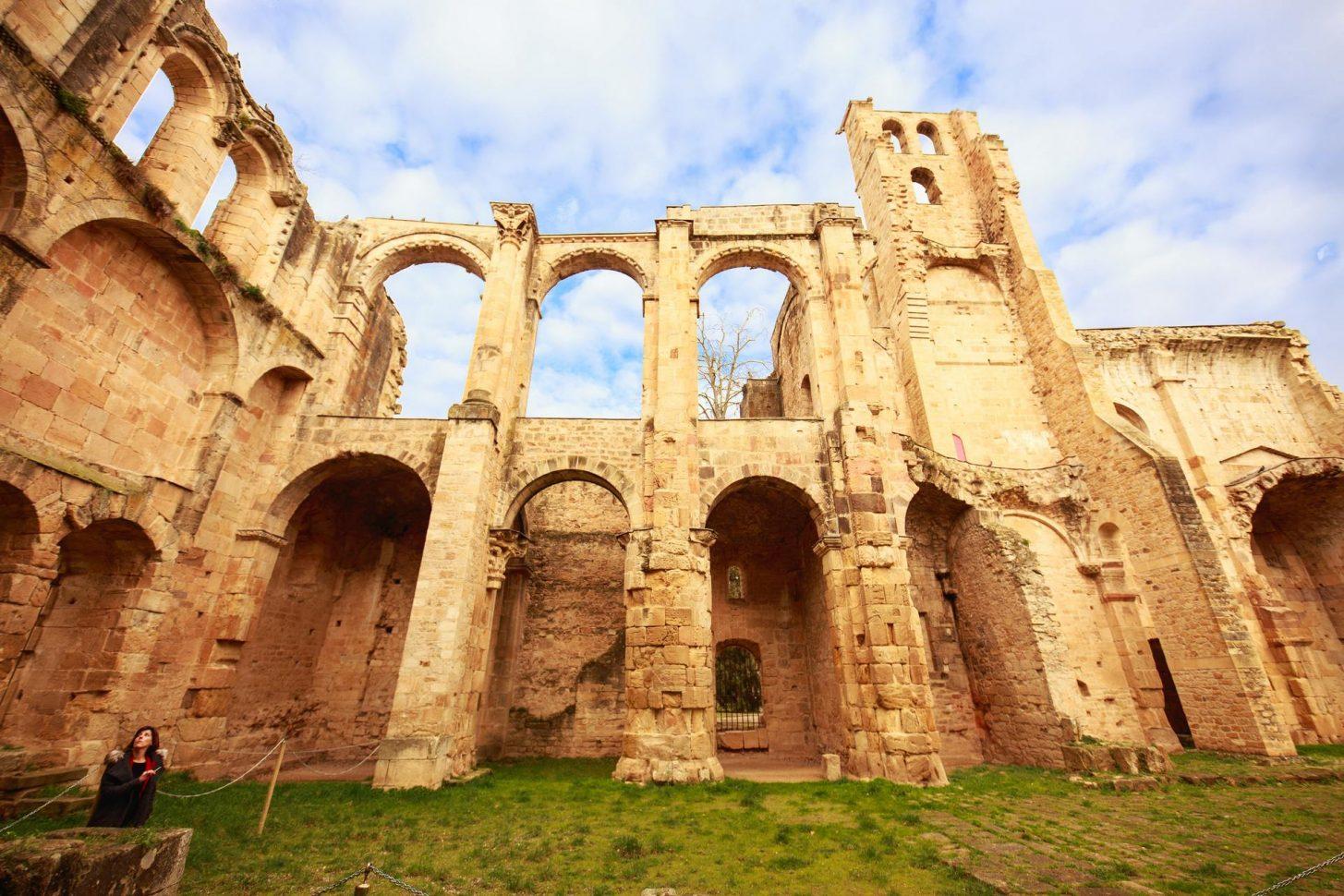 Découverte de l'Abbaye d'Alet Les Bains ©Vincent Photographie