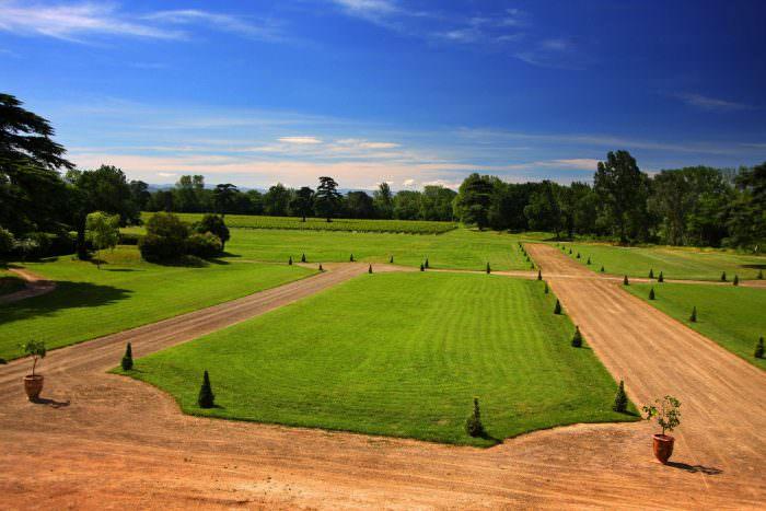Visite du Château de Pennautier et de son parc ©Lorgeril