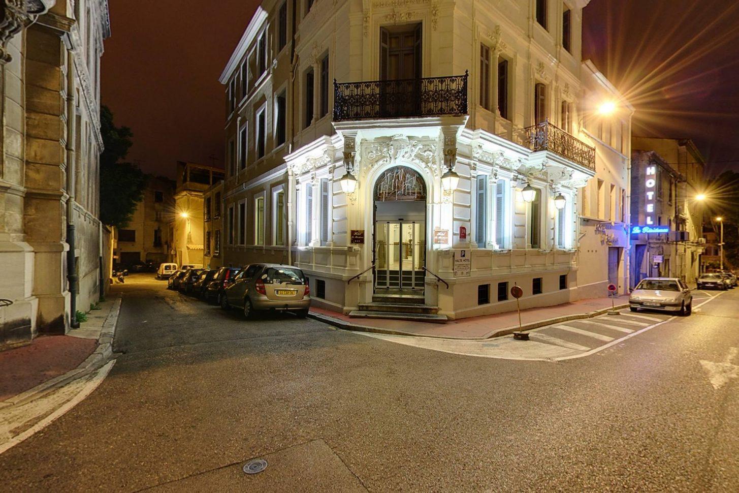 Hotel la résidence à Narbonne