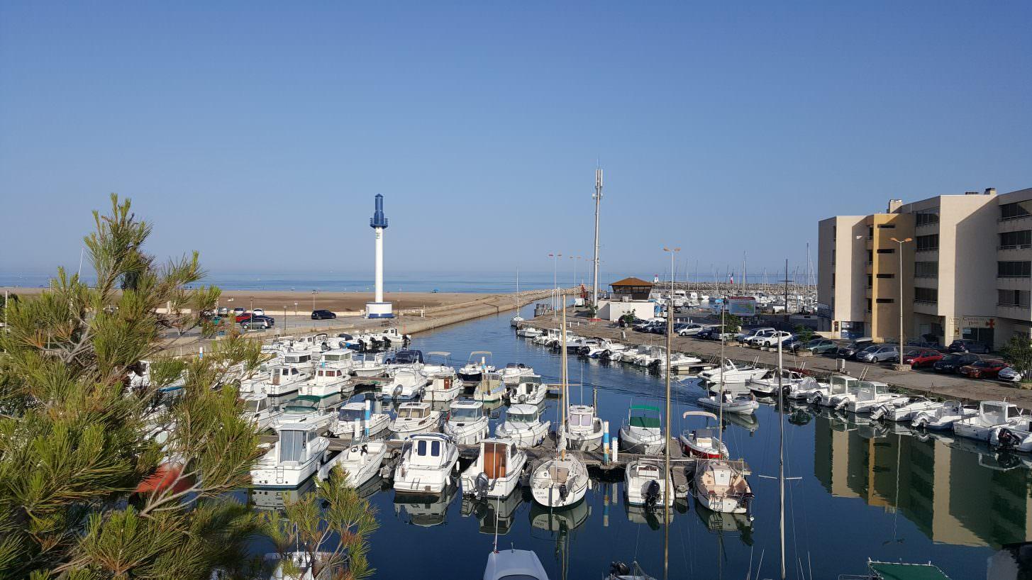 Port de Narbonne-plage