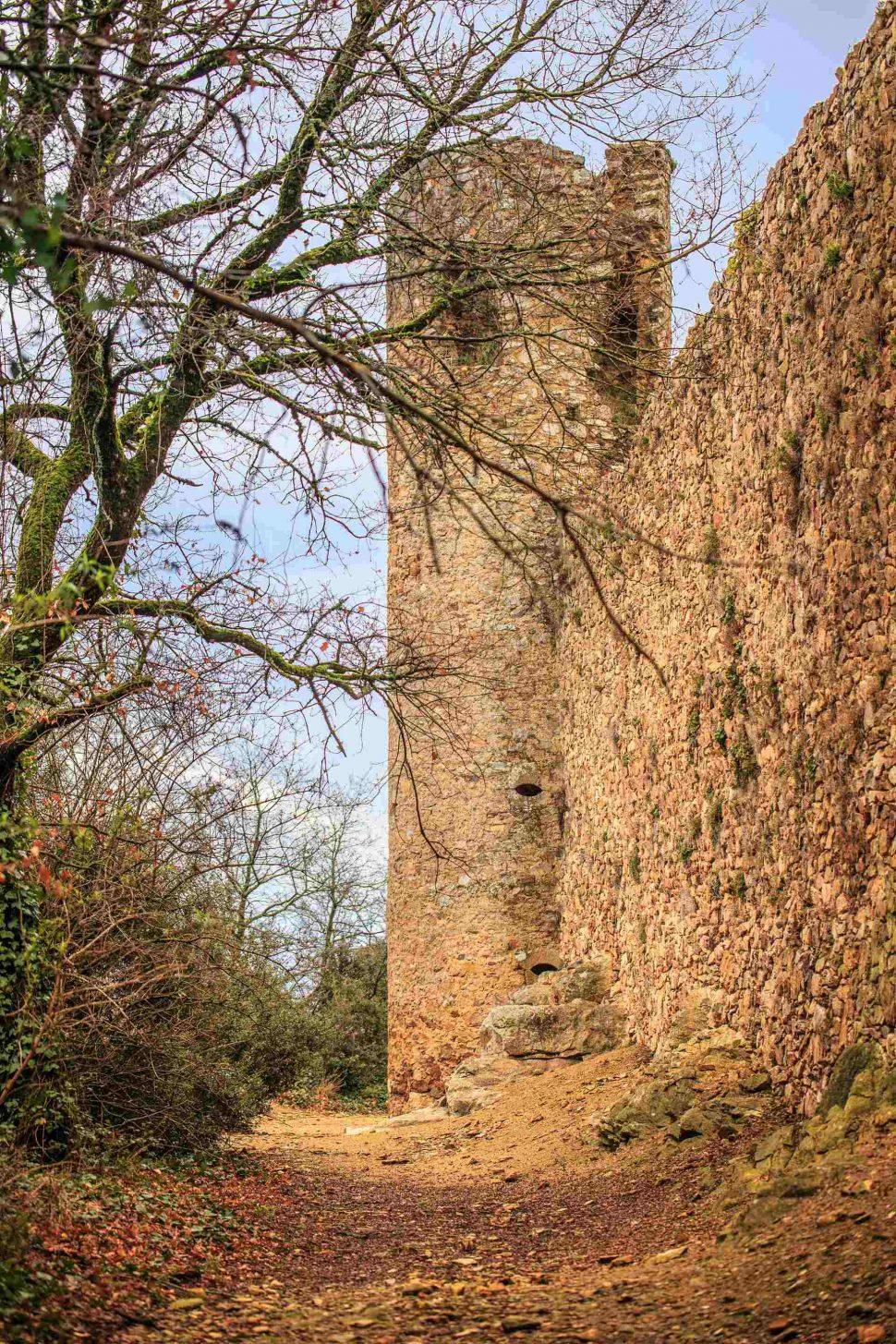 Visite du Château de Saissac ©Vincent Photographie