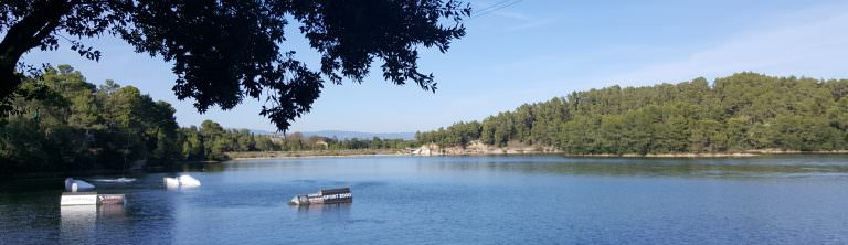 Lac de la Cavayère © H.braxmeier-Pixabay - ADT de l'Aude