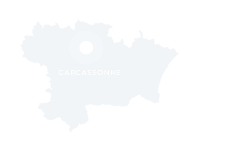 Localisation-Carcassonne