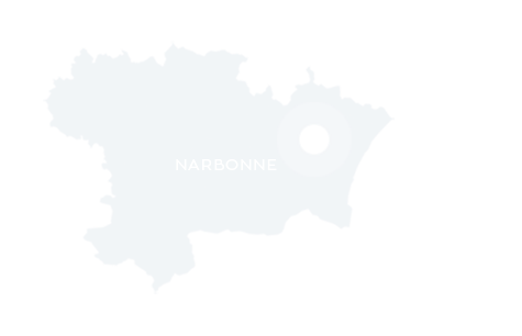 Localisation-Narbonne