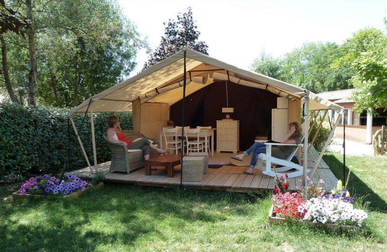 Les campings de l'Aude © ADT de l'Aude