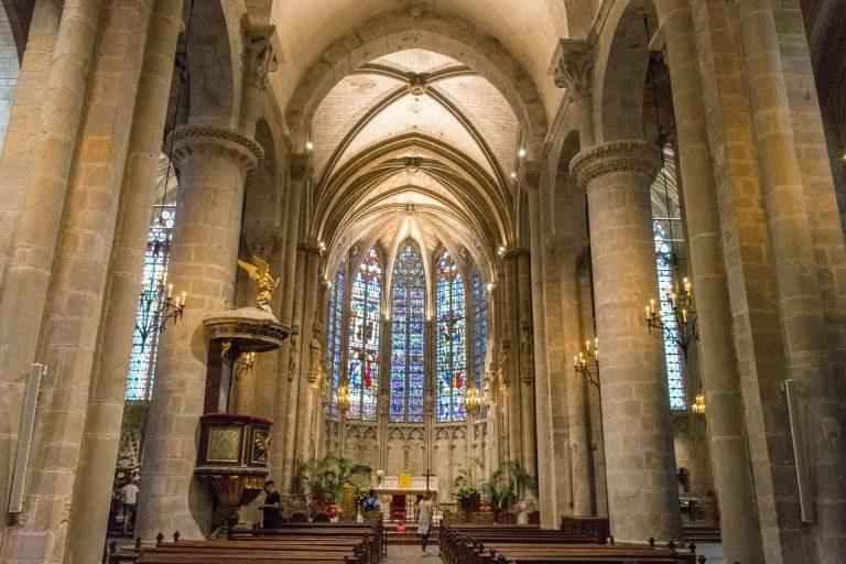 Eglises, Cathédrales et Abbayes dans l'Aude © hjrivashjrivas-Pixabay-ADT de l'Aude
