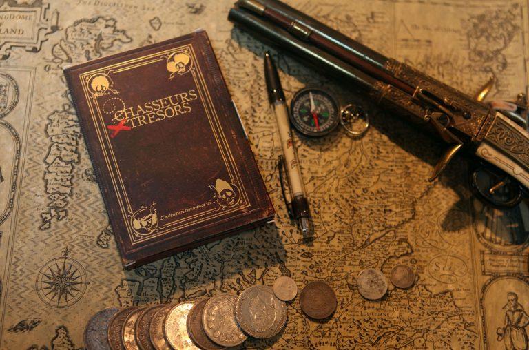 Chasse aux trésors et Escape Game, Aude © Chasseurs de trésors