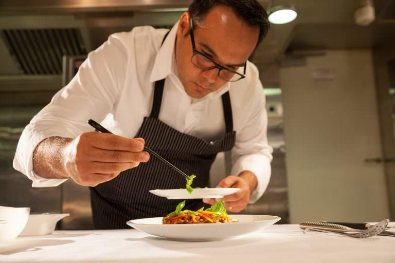 Chefs étoilés & M.O.F de l'Aude © G. Muro