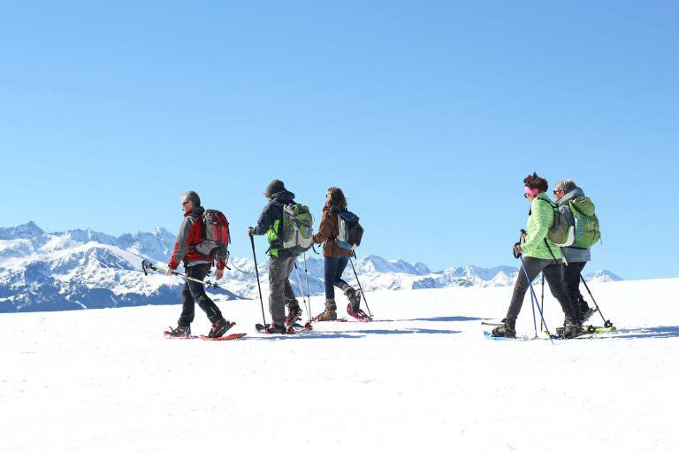 Les sports d'hiver dans l'Aude © S. Dossin -Pyrenees-Audoises