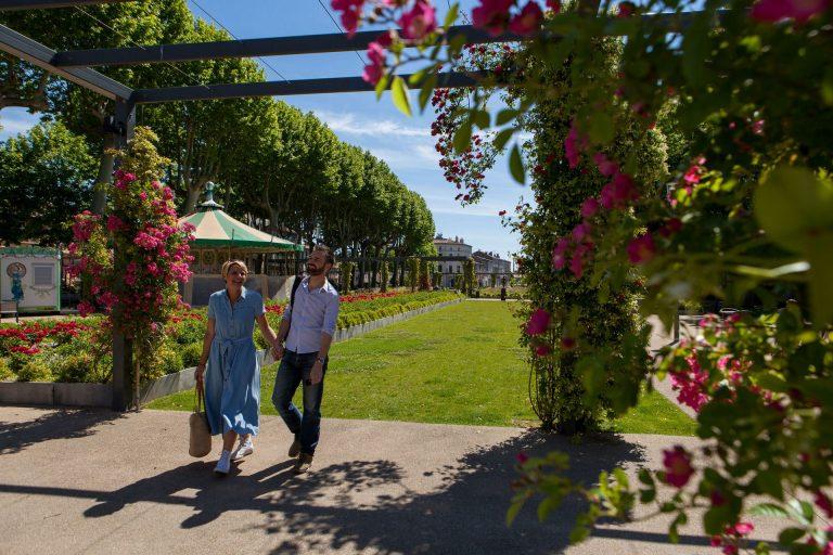 Parcs et Jardins de l'Aude © P. Benoist - ADT de l'Aude