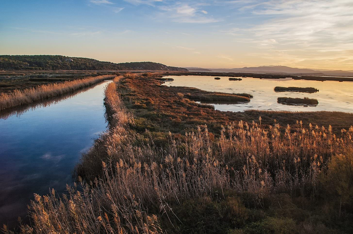 Balade sur l'étang de l'Ayrolle ©Edgard Depuy-ADT de l'Aude