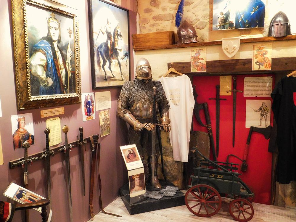 Musée de la chevalerie - villesèquelande