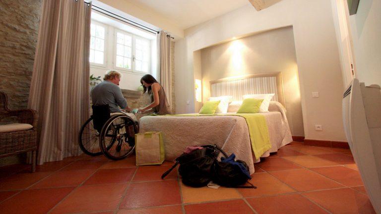 Hébergement dans le Lauragais © Céline Deschamps
