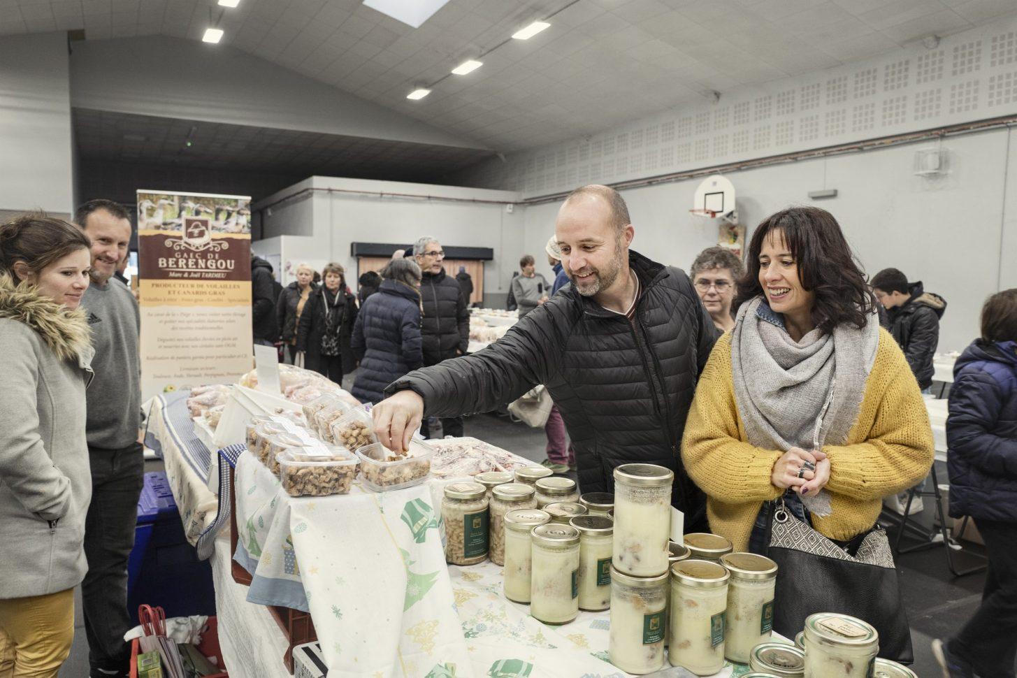 Foire au gras à Belpech