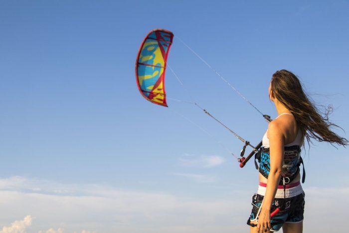 Apprendre le kitesurf dans l'Aude ©odejacob-pixabay