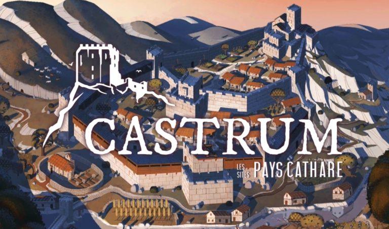 L'application Castrum, le jeu