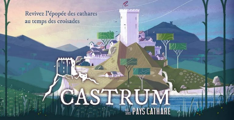 L'application Castrum, le jeu