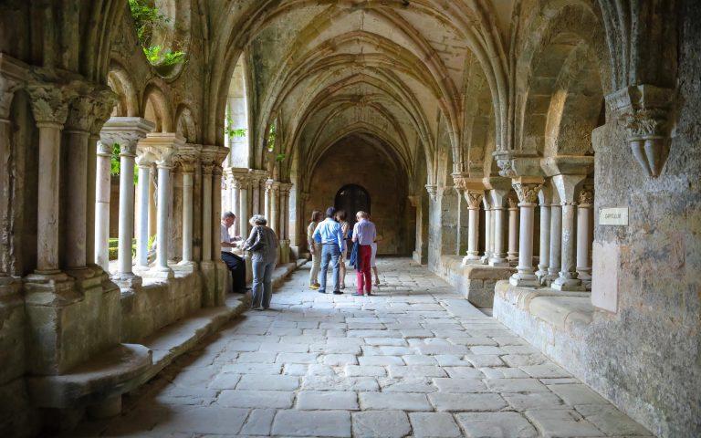 Visite de l'Abbaye de Fontfroide ©Bernard Delmas-Ville de Narbonne