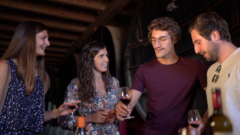 Dégustation de vin dans l'Aude ©Raphaël Kann-ADT de l'Aude