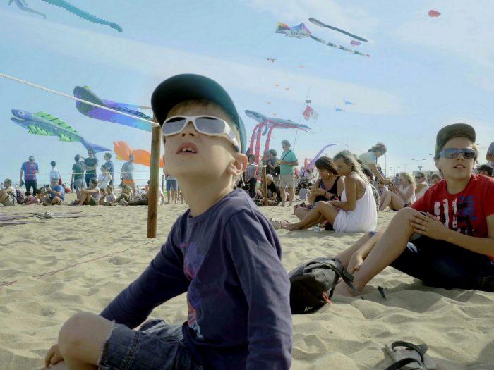 Les Natur'Ailes, à Narbonne plage, pour les enfants © Ailium, ADT Aude