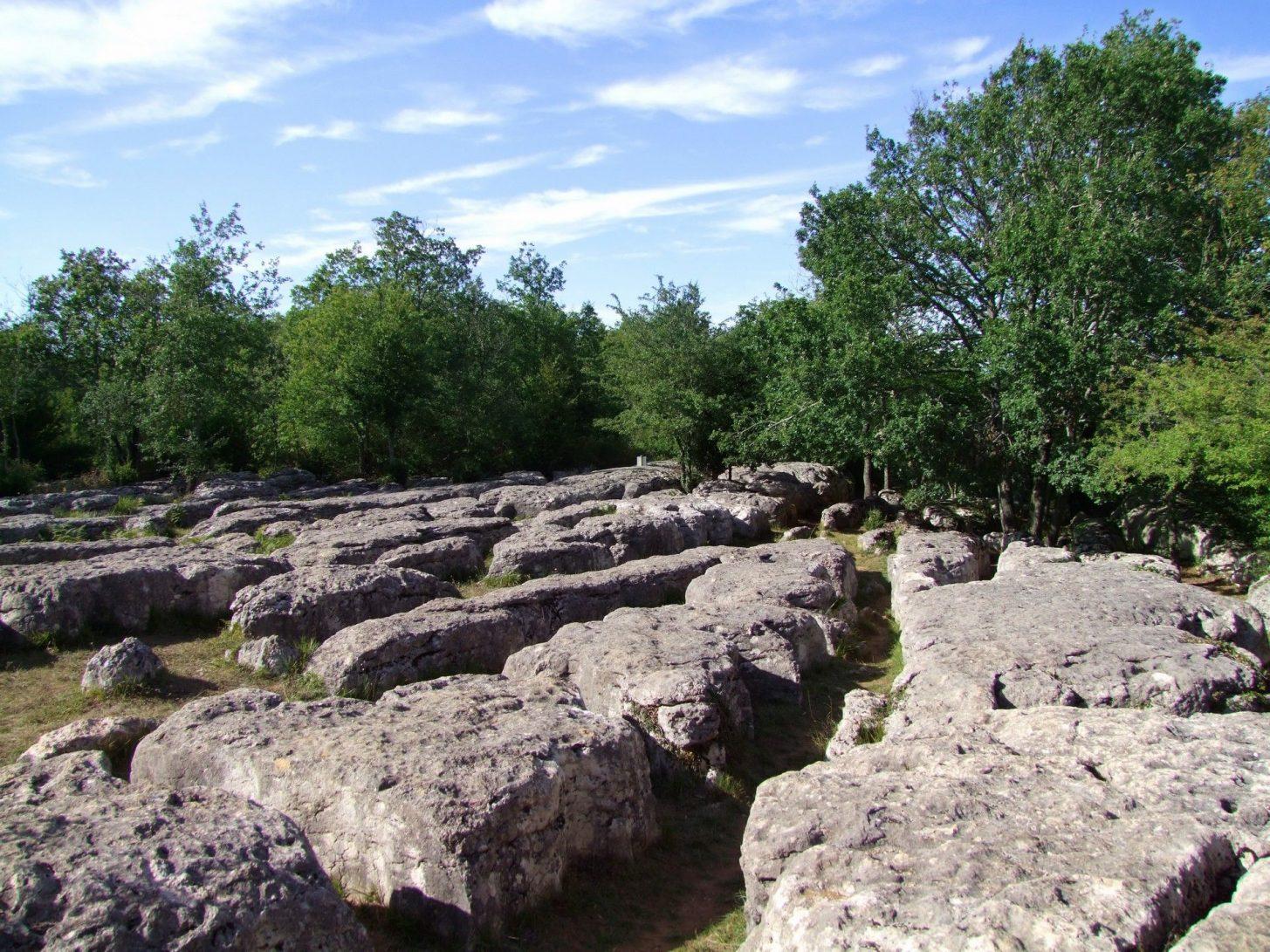 Découvrir le Labyrinthe vert de Nebias ©Sylvain Dossin - Office de Toursime des Pyrénées audoises