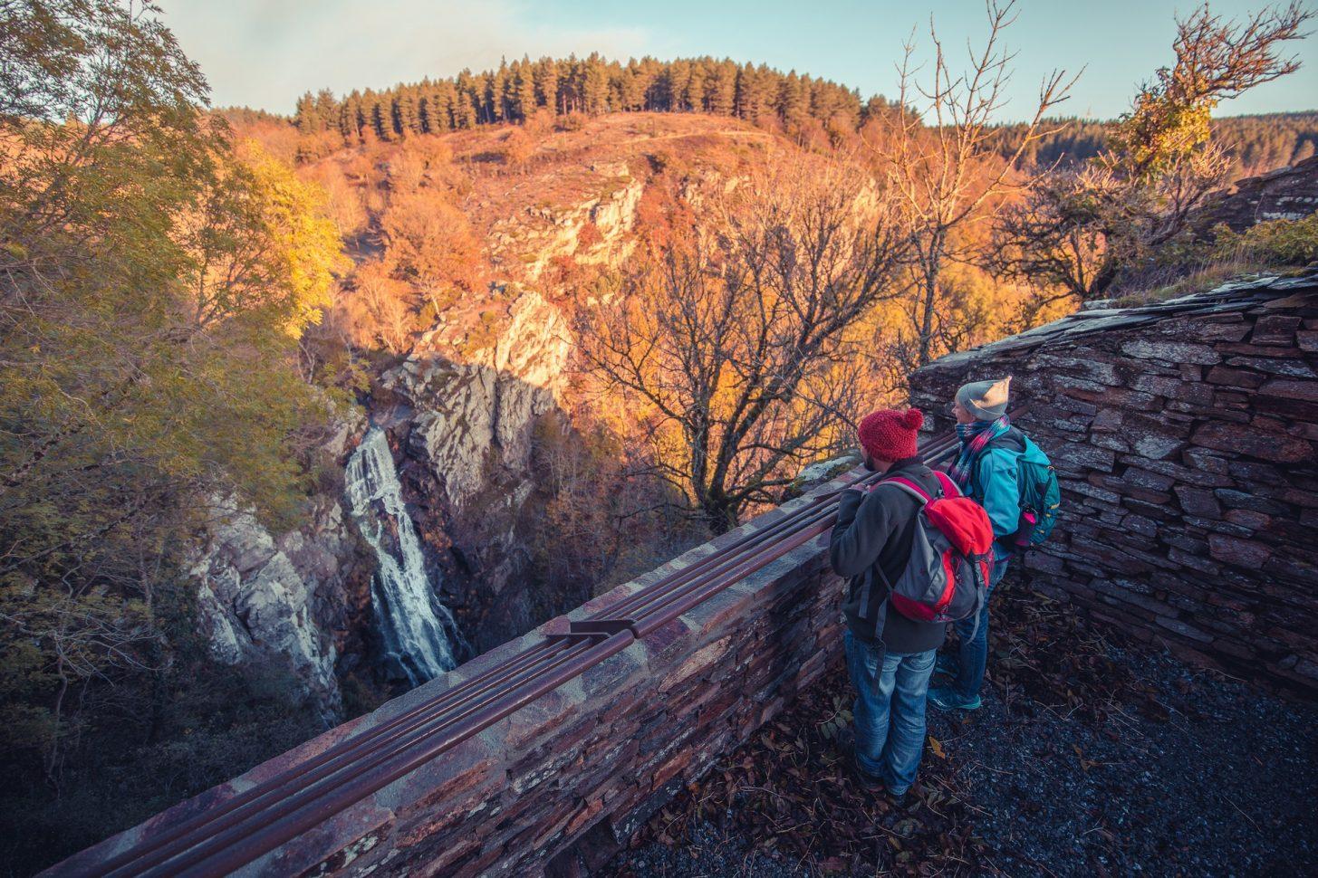 Balade en direction de la Cascade de Cubserviès ©Vincent Photographie-ADT de l'Aude