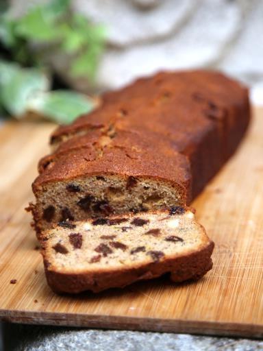 Cake à la chataigne©blog-ADT de l'Aude