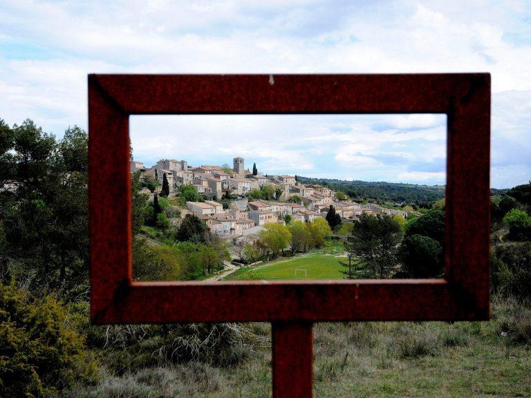 Le village d'Aragon ©Dominique Cosperec Villemarcheurs