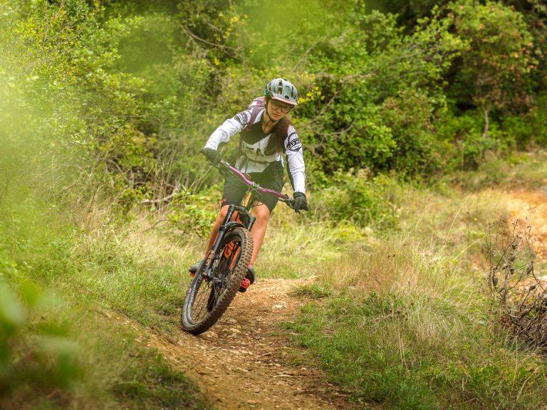 VTT sportif pour ado © Vincent photographie - ADT de l'Aude