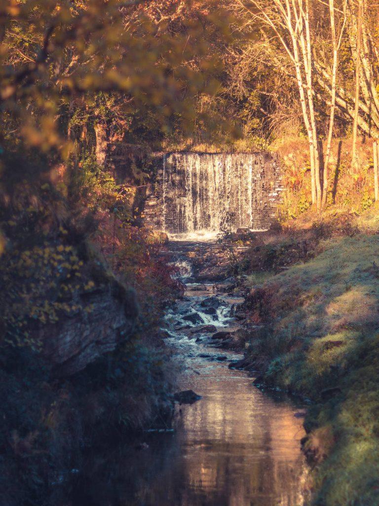 Rivière en cascade en Montagne Noire ©Vincent Photographie, ADT de l'Aude