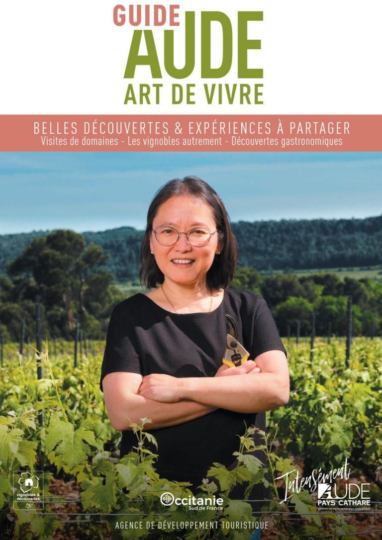 Dégustations de vins et plaisirs de la table dans l'Aude