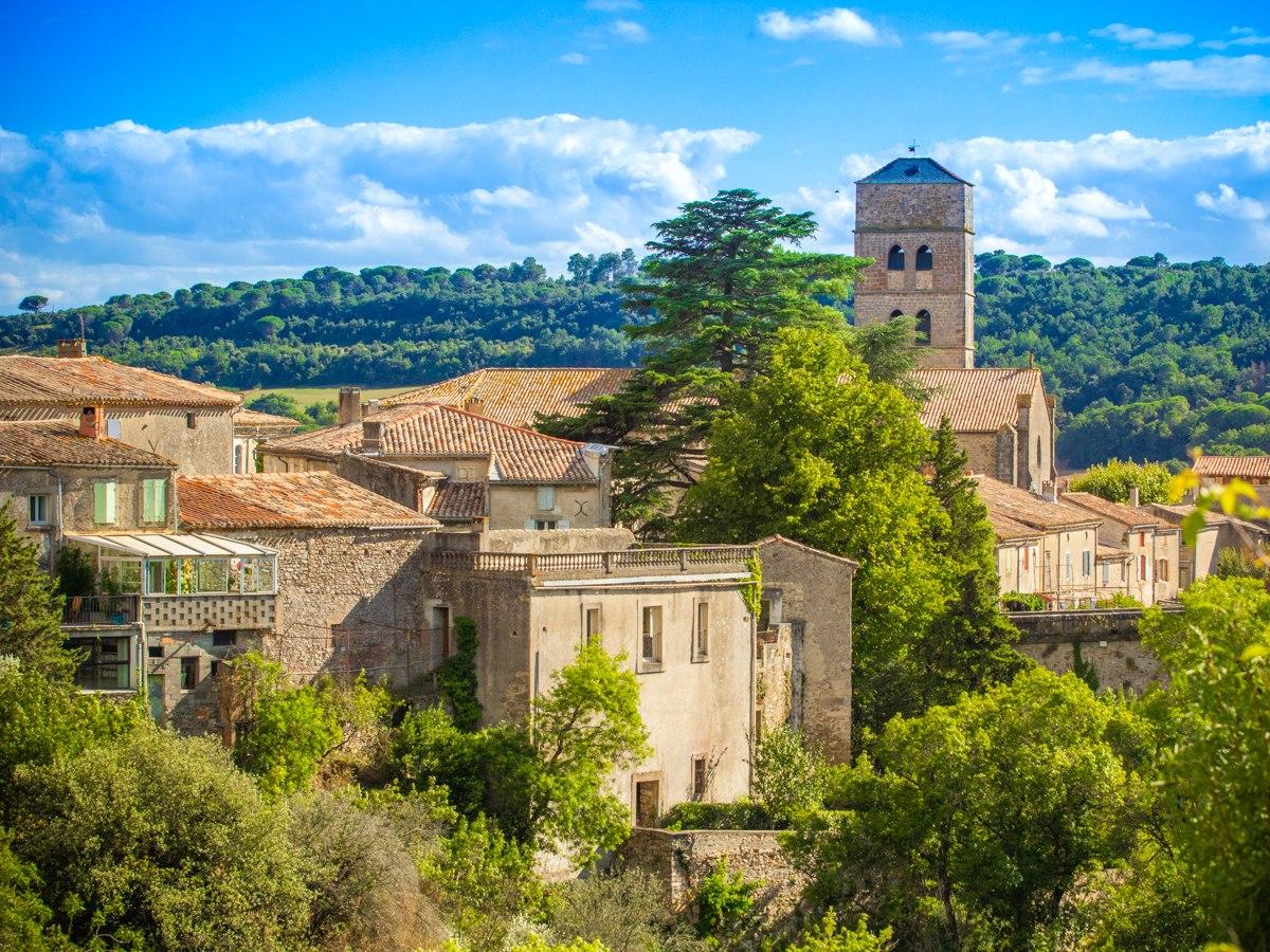 Montolieu, le village © Céline Deschamps, ADT de l'Aude