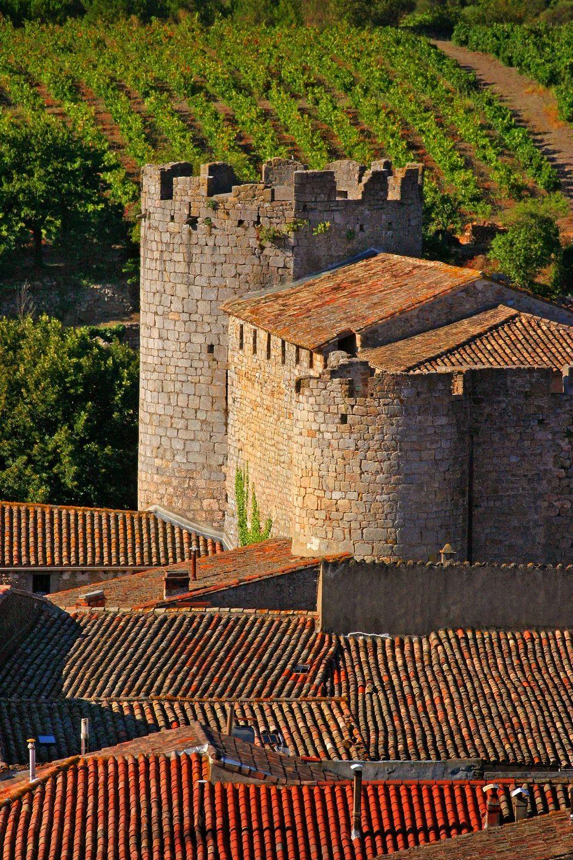 Château de Villerouge Terménes © Céline Deschamps, ADT de l'Aude