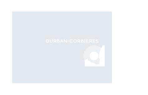 Carte de localisation de Durban Corbières