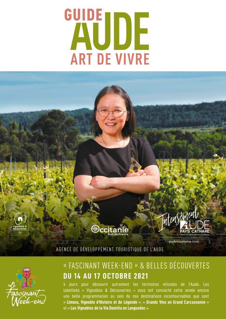 Guide de voyage Fascinant Week-end dans l'Aude ©Benoit Guerry Studio ZE - ADT de l'Aude