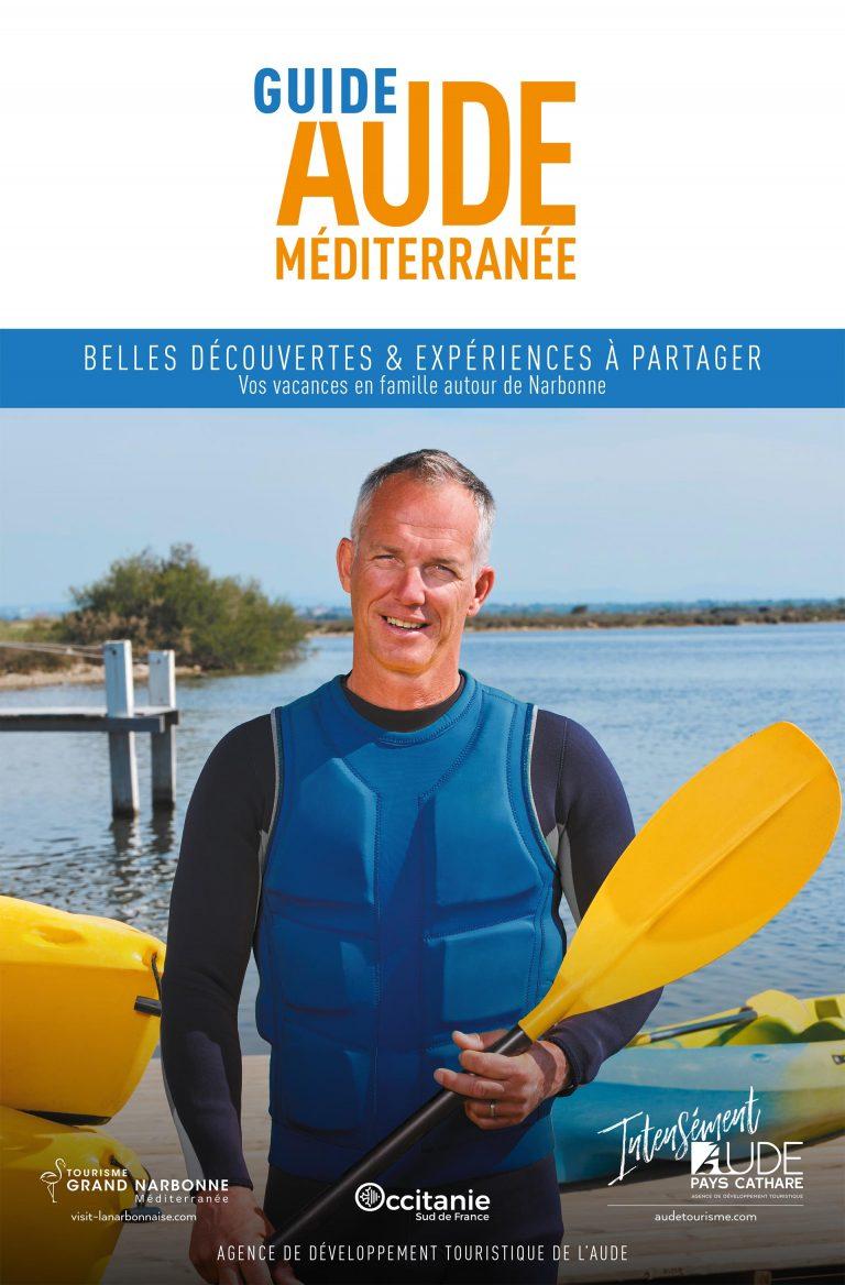 Guide de voyage Méditerranée en famille ©Benoît Guerry - Studio Z - ADT de l'Aude