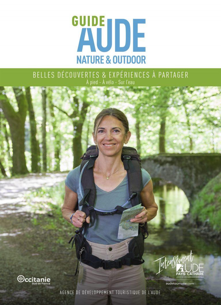 Guide de voyage Nature Outdoor slow ©Benoît Guerry - Studio Z - ADT de l'Aude